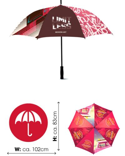 Kategorian kuva Sateenvarjot custom