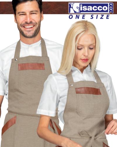 Kategorian kuva Isacco ravintolahenkilökunnan vaatteet