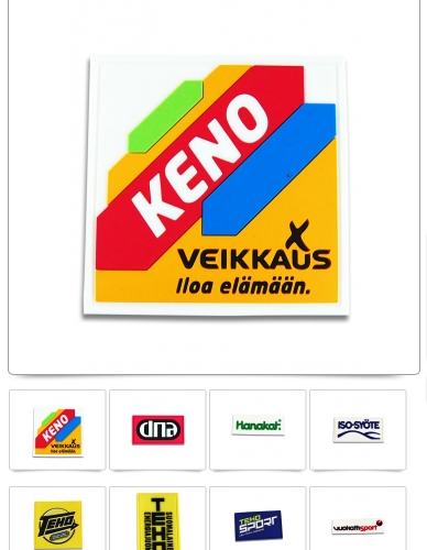 Kategorian kuva PVC-merkit