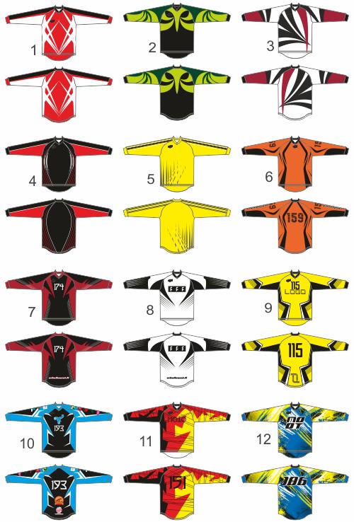 Kategorian kuva Motocrosspaita designit