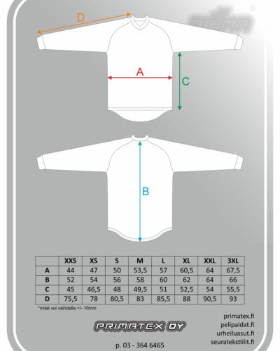 Kategorian kuva Whip ajopaita mitat